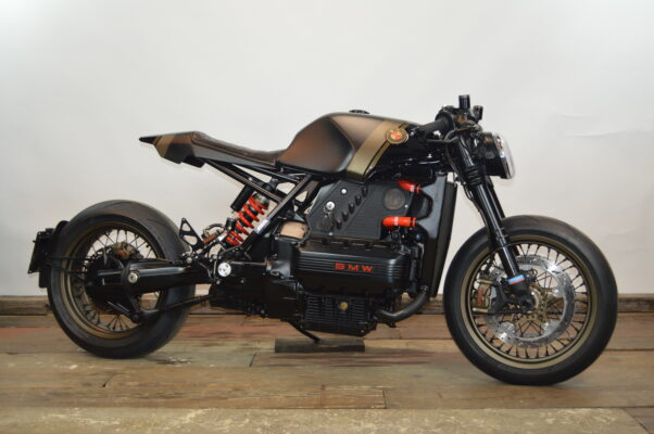 k 100 rs 16v cafe racer
